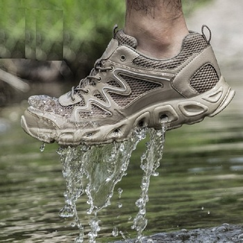 Summer Water Shoes Beach Upstream Aqua Shoes outdoors ultralight multi-function Non-slip Breathable wicking Quick Dry Adventure