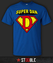 Super Dan T-Shirt - Direct from Stockist New T Shirts Funny Tops Tee New Unisex Funny Tops Tops Tshirt Homme Black Style dan t sehlberg mona
