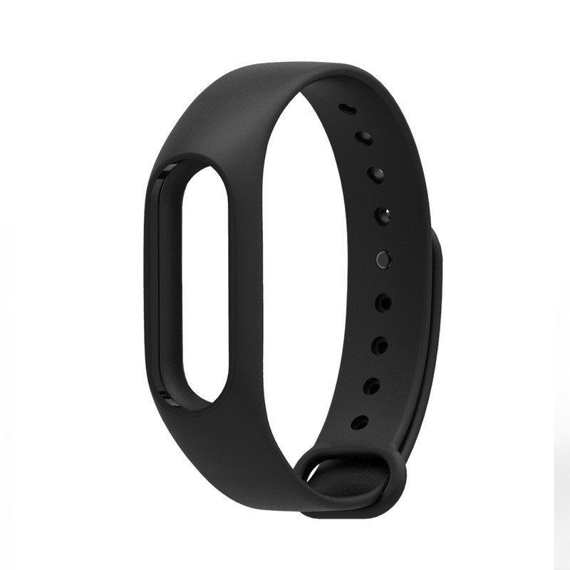 New Xiaomi Mi Band 2 Bracelet Strap Miband 2 Colorful Strap Wristband Replacement Smart Band Accessories For Mi Band 2 Silicone 12