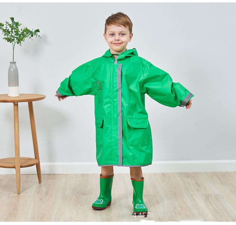 19.Rain Boots Kids for Boys Girls Rain Boots Waterproof Baby Non-slip Rubber Water Shoes Children four Seasons Rainboots