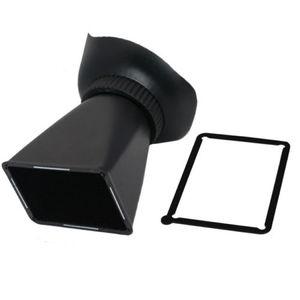 """Image 1 - V3 3"""" 2.8X LCD Viewfinder Extender Eyecup for Canon T4i T3i 650D 600D 60D 70D DSLR"""