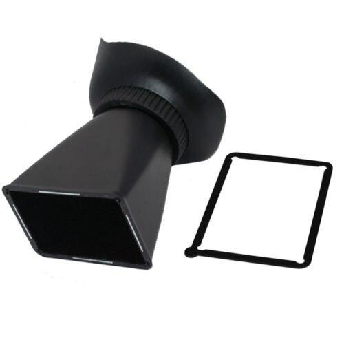 """V3 3"""" 2.8X LCD Viewfinder Extender Eyecup for Canon T4i T3i 650D 600D 60D 70D DSLR"""