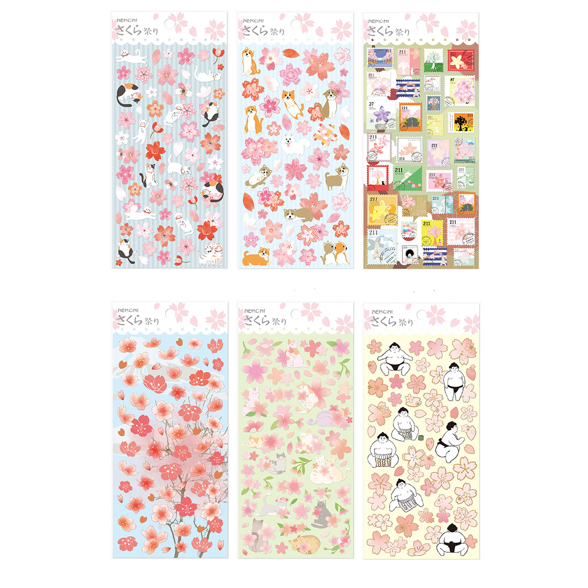 Romantic Cherry Blossoms Shiba Decorative Stationery Stickers Scrapbooking DIY Diary Album Stick special romantic small sticker diy with q lia stickers stick stick 70 page 5