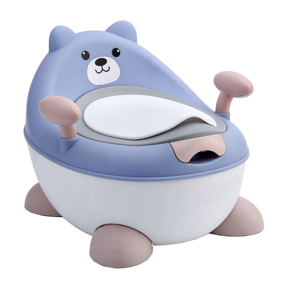 Bear Baby Potty Multifunction Toilet Potty Child Pot Training Girls Boy Potty Chair Toilet For Free Potty Brush+cleaning Bag