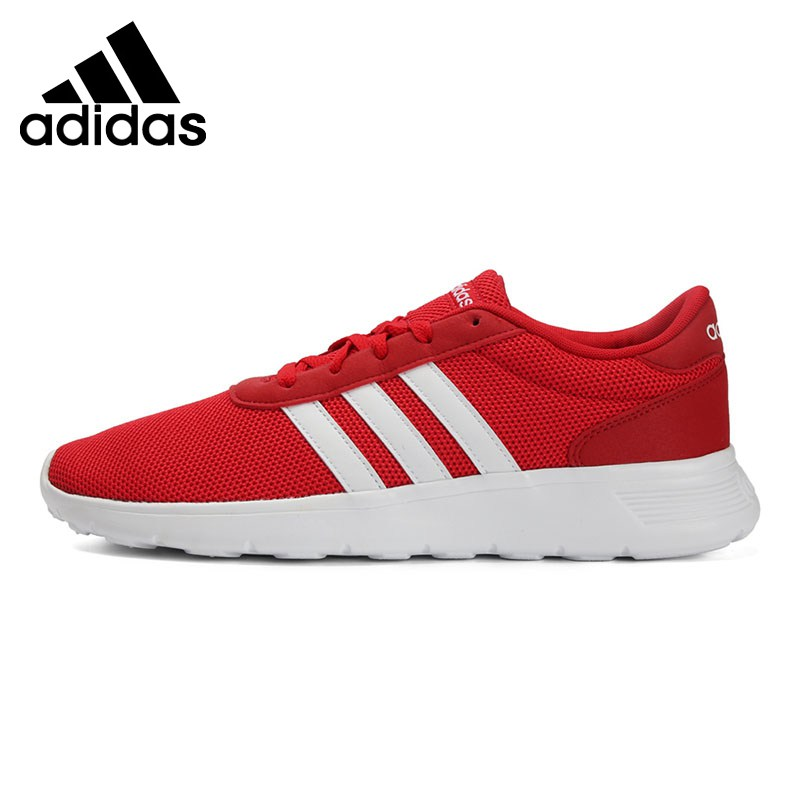 Original New Arrival  Adidas neo LITE RACER Unisex Skateboarding Shoes Sneakers