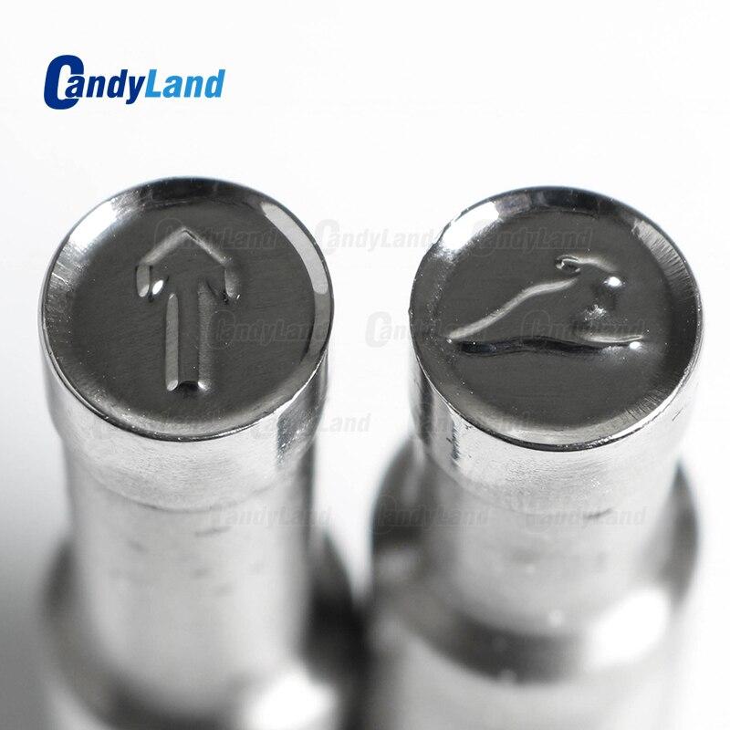 CandyLand Kangaroo Milk Tablet Die 3D Punch Press Mold Candy Punching Die Custom Logo Calcium Tablet