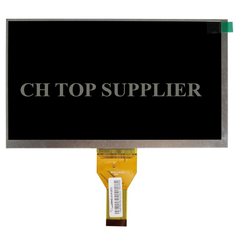 New LCD Display Matrix 7 inch IRBIS TX77 TX 77 3G TABLET 30pins Inner LCD Screen Panel Lens Module replacement Free Shipping