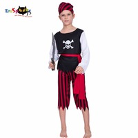 Fantastcostumes Cheap Halloween Costumes For Boys Christmas Costume Boy Party Anime Halloween Cosplay Kids Pirate Costume