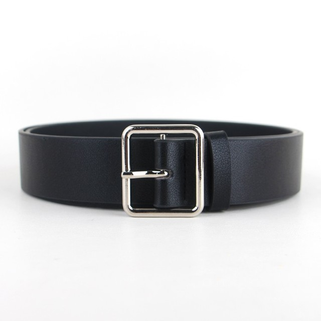 Simple Pin Buckles Belt