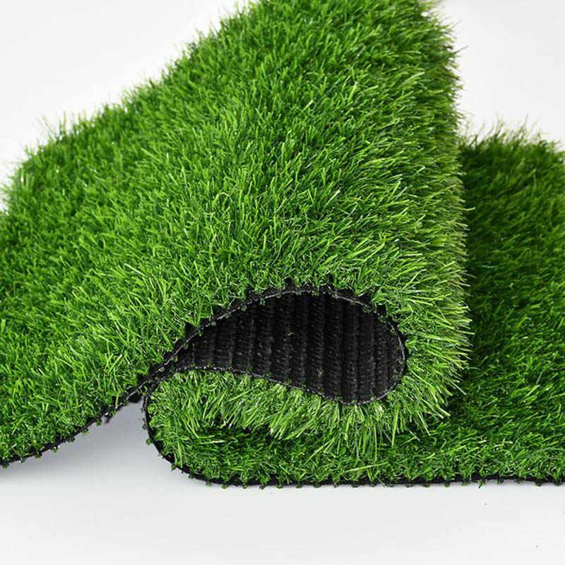 3/5/8m Moquette Esterna Simulazione Realistica Tappeto Pavimento Zerbino Verde Artificiale Prato Prato Tappeto Falso Tappeto Erboso muschio Giardino di Casa