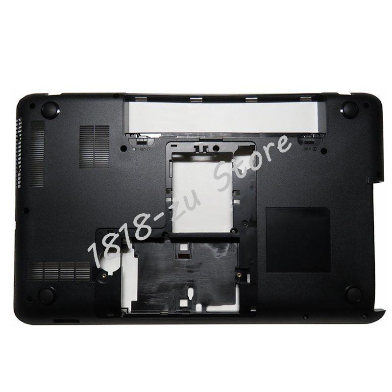 YALUZU New laptop Bottom case cover For TOSHIBA L850 L855 C850 C855 C855D C850D V000271660 Series Laptop Notebook Computer D sheli v000275560 laptop motherboard for toshiba satellite c850 c855 l850 l855 6050a2541801 uma hd 4000 hm76 main board works