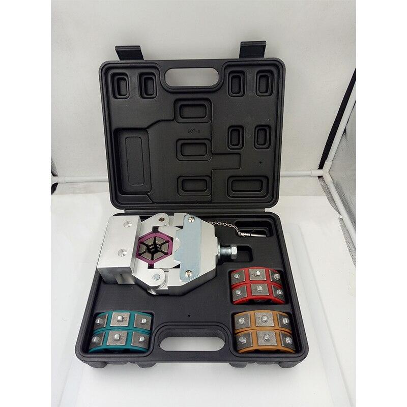 71550 руководство/C Набор для обжима шланга шланг AC Гидравлическое устройство для натяжки Наборы шланг обжимной Ремонт Инструменты шланг конд