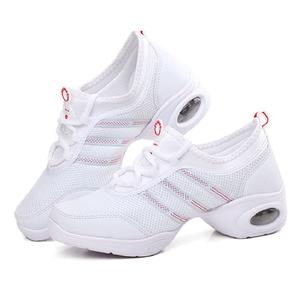 Image 5 - NANCY TINO Soft Outsole Breath Dance Shoes Women Sports Feature Dance Sneakers Jazz Hip Hop Shoes Woman Professional Dance Shoes