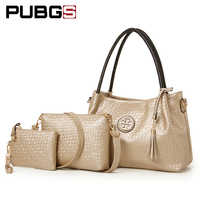 Women Handbags Lady S Bags Casual Female High Quality Leather PU Fashion Tassel Excellent Luster Texture