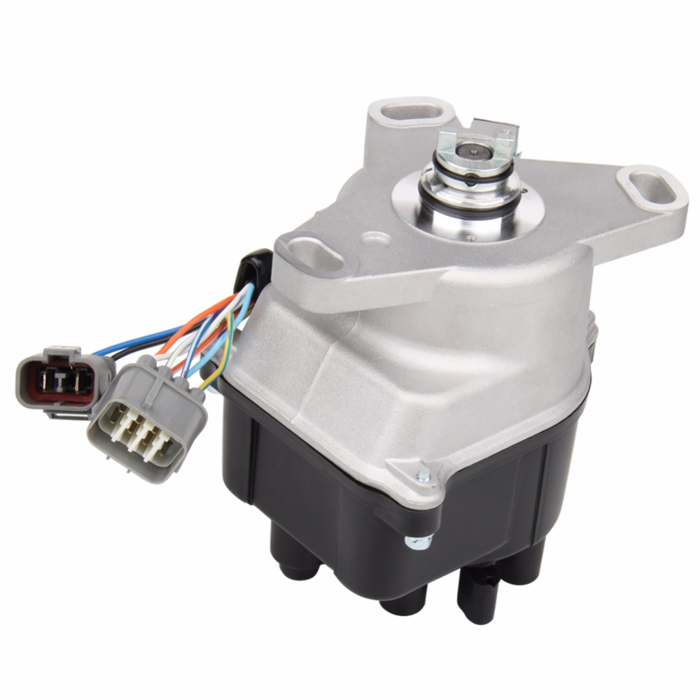 Spark Plug Wire Diagram B16a2 Honda Wiring Carbole Ignition Distributor For 92 95 Civic Del Sol Chevy