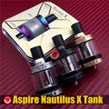 100% Original Nautilus X Tank with U-Tech 1.5Ohm Coils Top Airflow Control Ultra Low Profile
