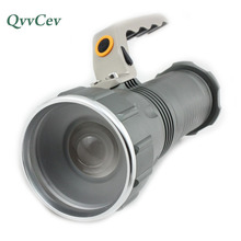 Portable Led Searching Lamp  Xml-T6 Long Range Led Flashligh