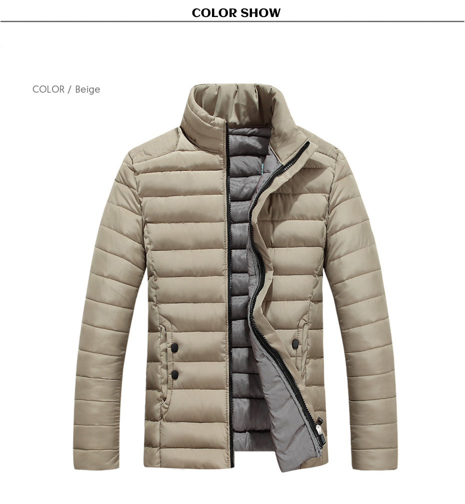 jacket men winter
