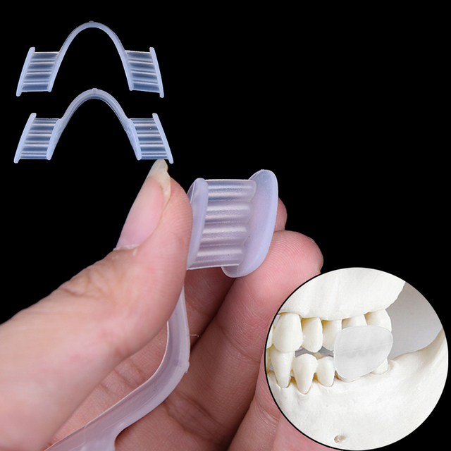 2018 nuevo protector Dental para la boca para evitar la limpieza de los dientes
