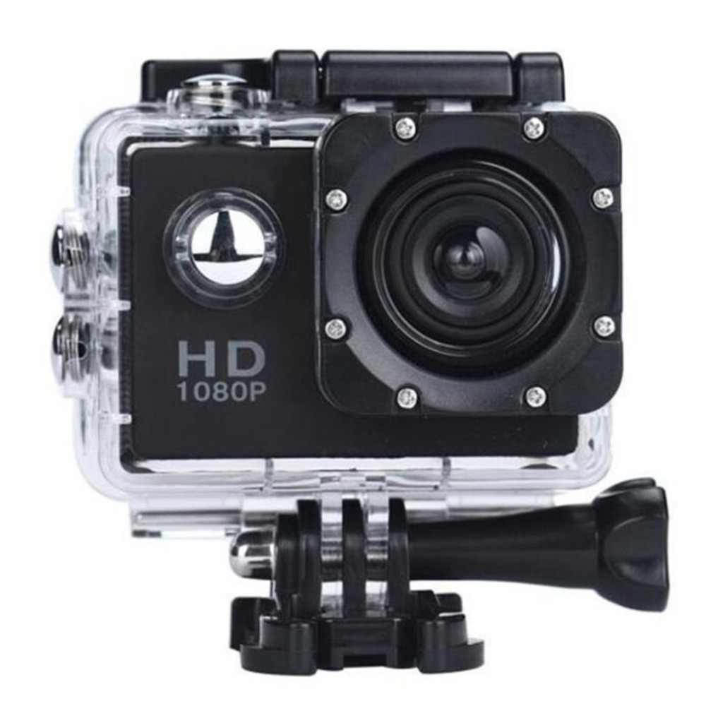 G22 HD Shooting Digital Video Camera COMS Sensor Wide Angle Len Waterproof Camera For Swimming Diving Sport Digital Action Cam