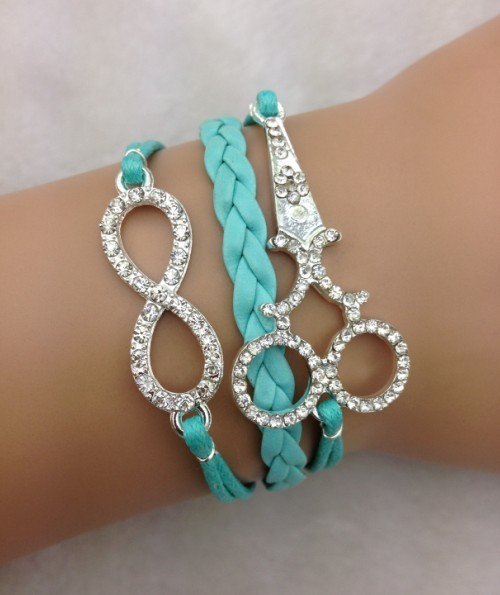 1pc infinity bracelet c765f2d7ef38