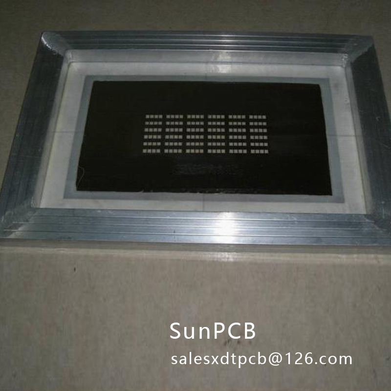 Laser Cut Printed Circuit Board Pcb Edns Group