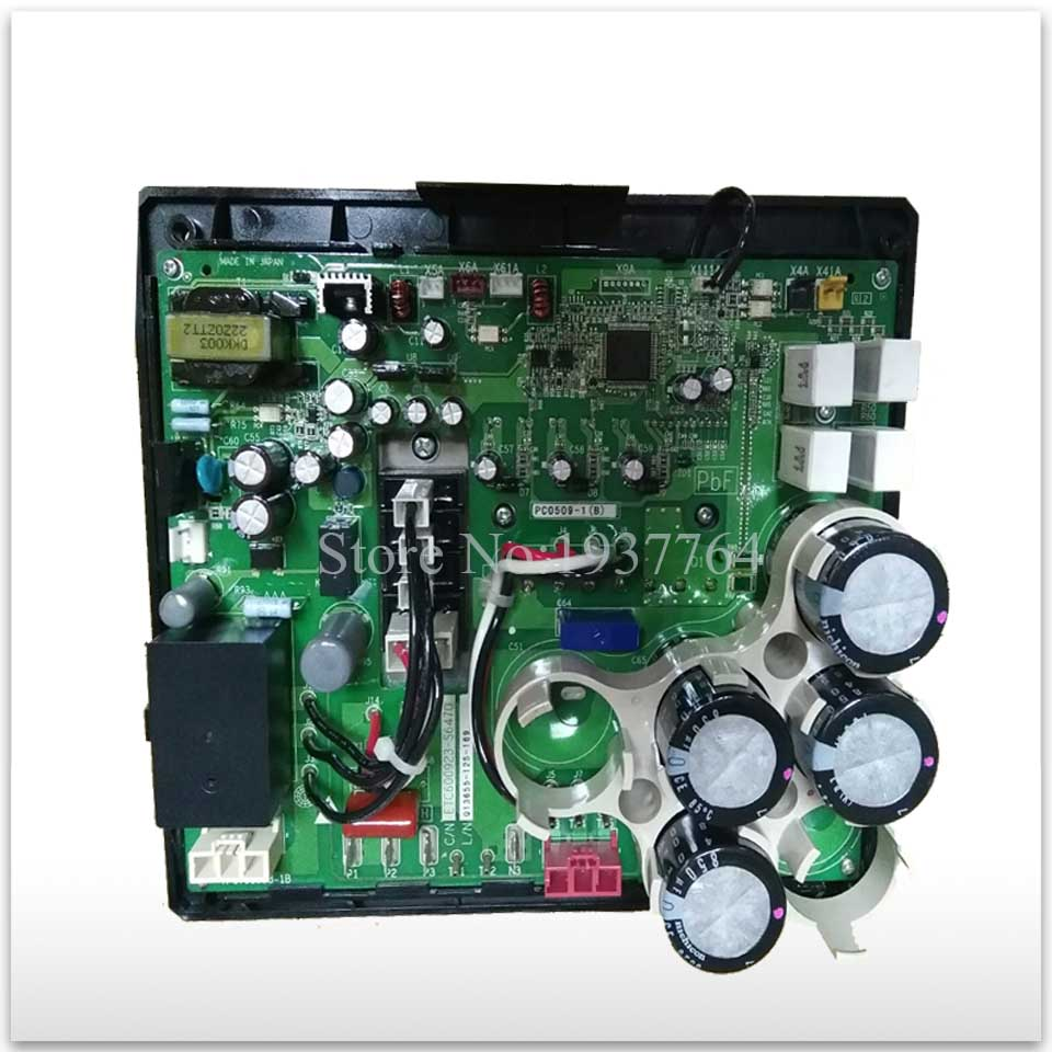 used board for Air conditioning computer board circuit board PC0509-1 PC0509-1(B) air conditioning board a74591 a74608 used disassemble