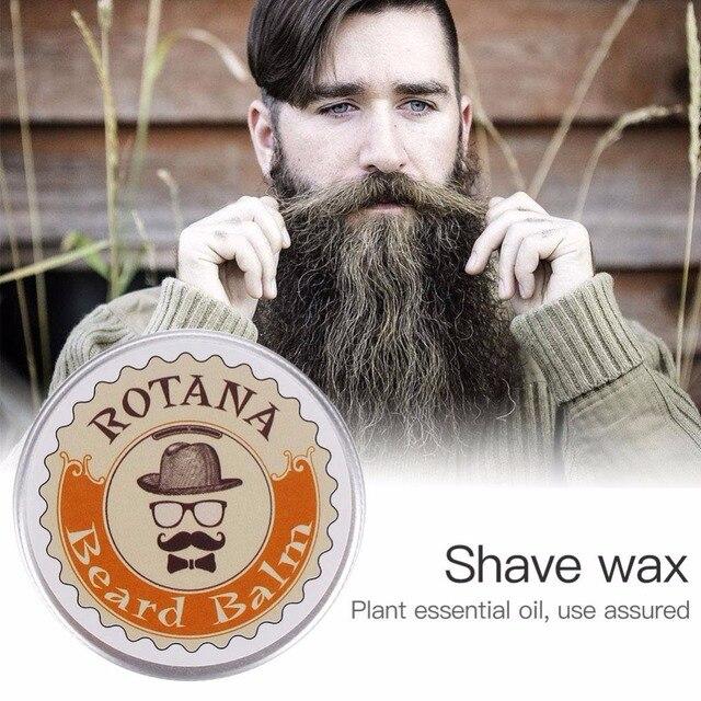 msmask Men Shaving Soap Mustache Cream Skin Conditioner Facial Care Product Natural 30ml Shaving Beard Soap Drop shipping