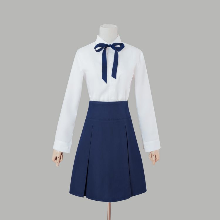 Customized Fashion Anime Fate Stay Night Cosplay costumes  Women Clothes for Halloween Christmas Party Uniform CM060