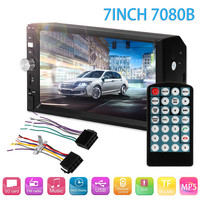1Set Car MP5 Player Kit for Touch Screen TFT monitor Remote control bluetooth AUX FM Radio 2Din Interior Auto HD player Kit