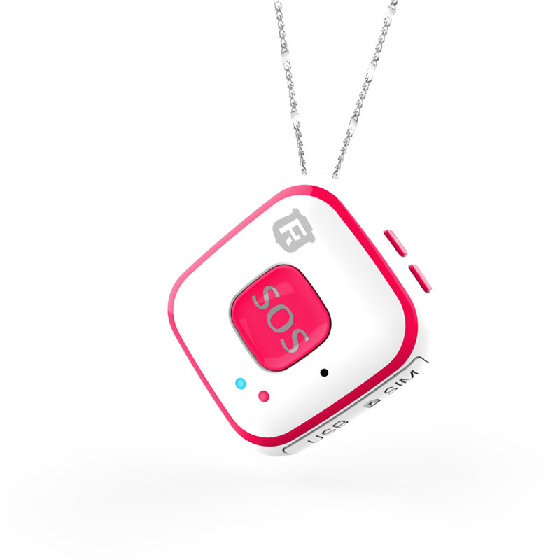 Hot Sale] 2018 New Mini Smart Keychain Micro GSM GPS Tracker