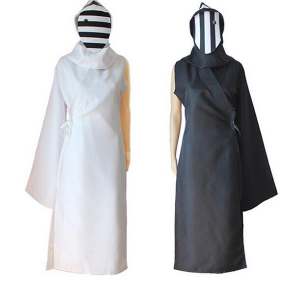 Anime Tokyo Ghoul cosplay costume Yauhisa Nashiro Yasuhisa Kurona cosplay suits white bl ...