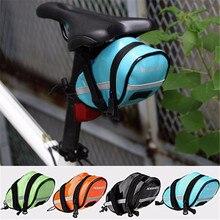 Roswheel Bicycle Bike Rear Bag Waterproof MTB Mountain Road Bike Rear Bag Bicycle Saddle Bag PU