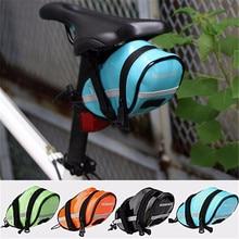 Roswheel Bicycle Bike Rear Bag Waterproof MTB Mountain/Road Bike Rear Bag Bicycle Saddle Bag PU Cycling Rear Seat Tail Bag