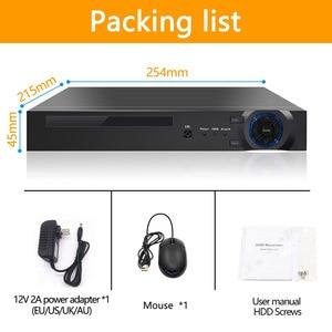 Image 5 - H.265 +/h.264 8ch * 4 k/32ch * 5.0mp/32ch * 1080 p nvr rede vidoe gravador 1080 p/720 p câmera ip onvif cms xmeye suporte instalar 1hdd