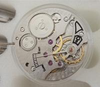 parnis 17 jewels mechanical 6498 hand winding Movements fit for Men's watch jx03a