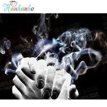 10pcs/Lot 2016 Magic Smoke From Finger Tips Easy To Do Magic Trick Surprise Prank Joke Mystical Fun Toys