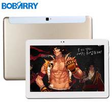 Original BOBARRY Llamada de Teléfono de 10 Pulgadas Tablet Android 5.1 T117 3G Android Quad Core 2 GB RAM 32 GB ROM IPS Tabletas LCD Pc 10.1