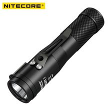 NITECORE Concept 1 1800 Lumen CREE XHP35 HD E2 LED Flashlight 220Meter Beam Distance Magnetic Tailcap Design C1 Torch Flashlight(China)