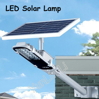 LED Solar Lamp Waterproof 3.7V/6.6A Household Polysilicon Solar Panels Light Street Outdoor Wall Lamp Lighting SY 10