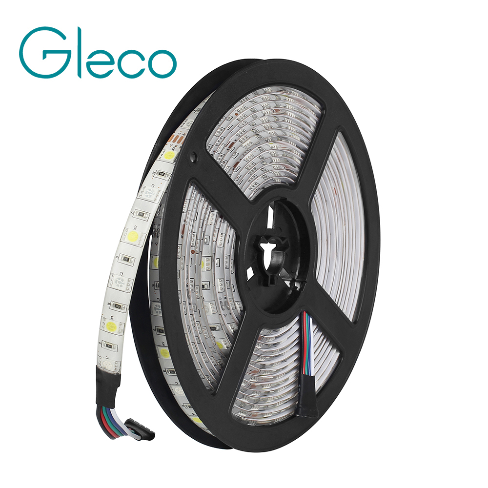 DC12V LED strip 5050 RGB RGBW RGBWW 5M 60LED/m IP65 Waterproof 5050 LED Strip Light RGB+White / RGB+ Warm white dc12v led strip 5050 rgb rgbw rgbww 5m 60led m ip65 waterproof 5050 led strip light rgb white rgb warm white