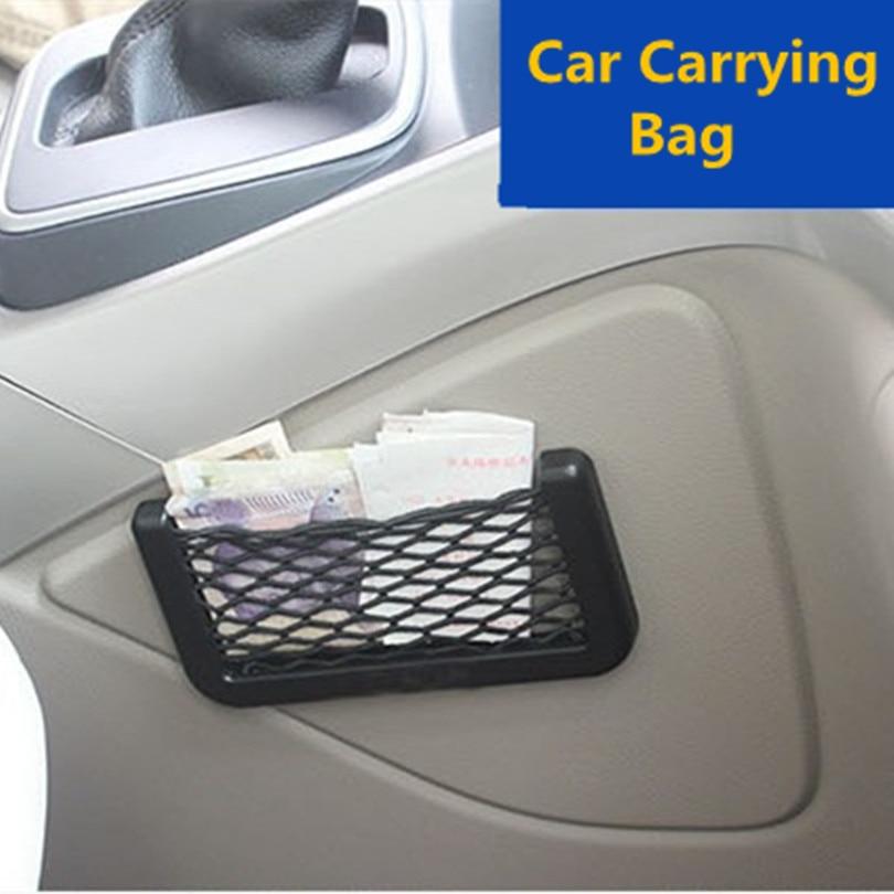 1ks Car Caringing Bag pro Kia Rio K2 Sportage Soul Mazda 3 6 CX-5 Lada Škoda Škoda Octavia A5 A7 Superb Yeti Auto Styling Příslušenství