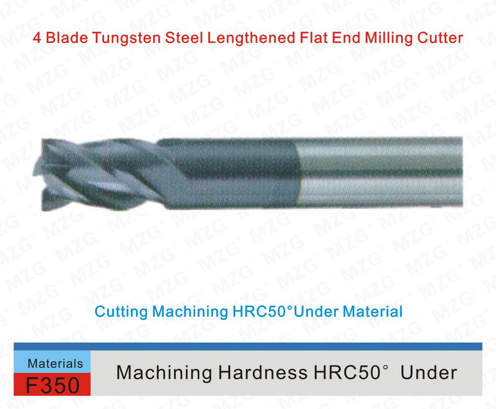 F01-End Milling Lengthened-HRC50-4F-1