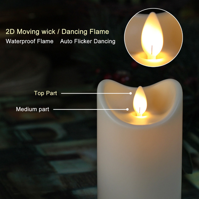 Outdoor Battery Operated Lights With Timer Waterproof dancing flame flickering candle light with timer battery waterproof dancing flame flickering candle light with timer battery operated for outdoor garden decoration workwithnaturefo