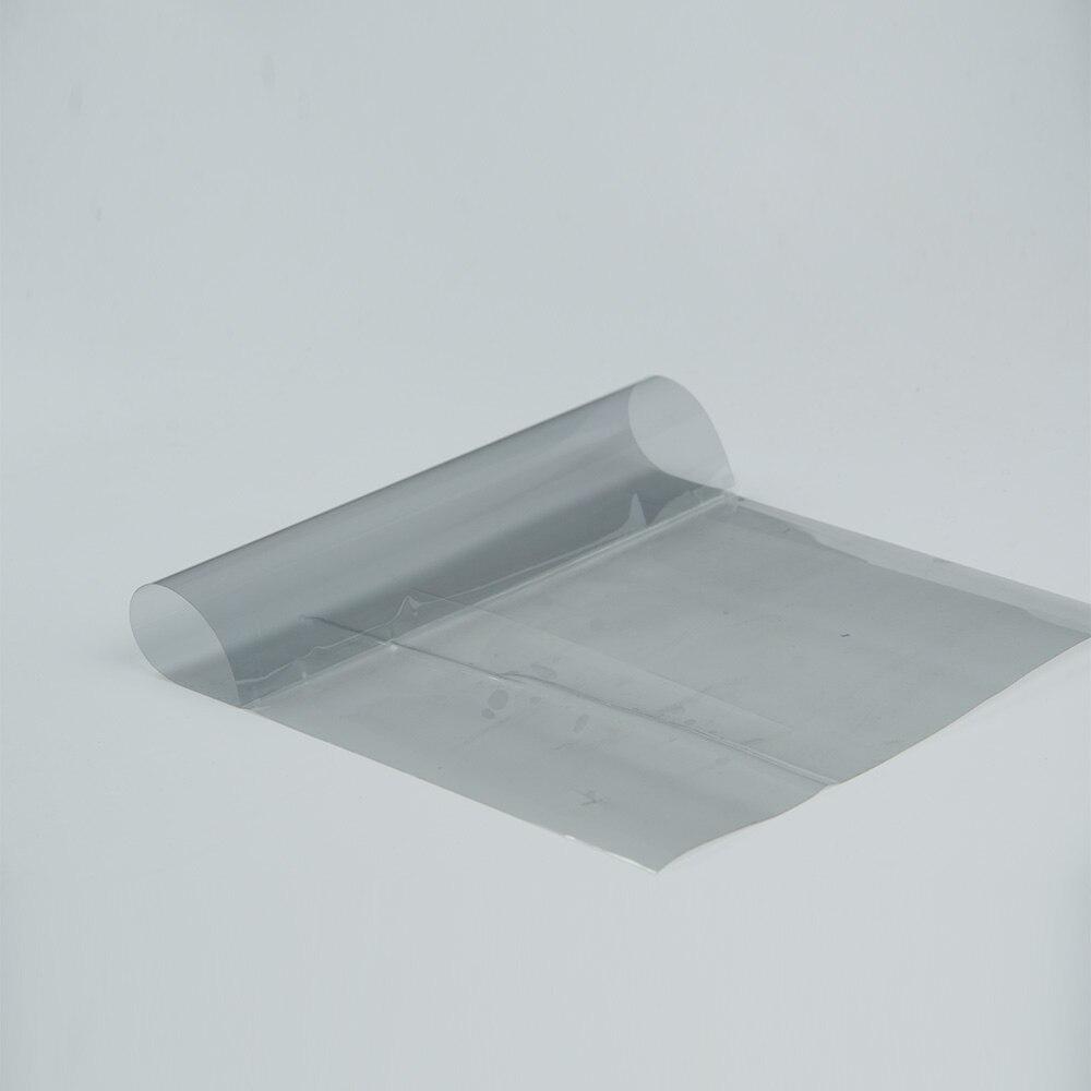 60% Visible transparence à la lumière Résidentiel solaire film fenêtre sun shades film pour voitures car window films 1.52 m x 3 m