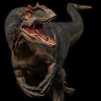 2018 Produced Prehistoric Jurassic World Allosaurus Model Toy Gift Ornaments 1:35