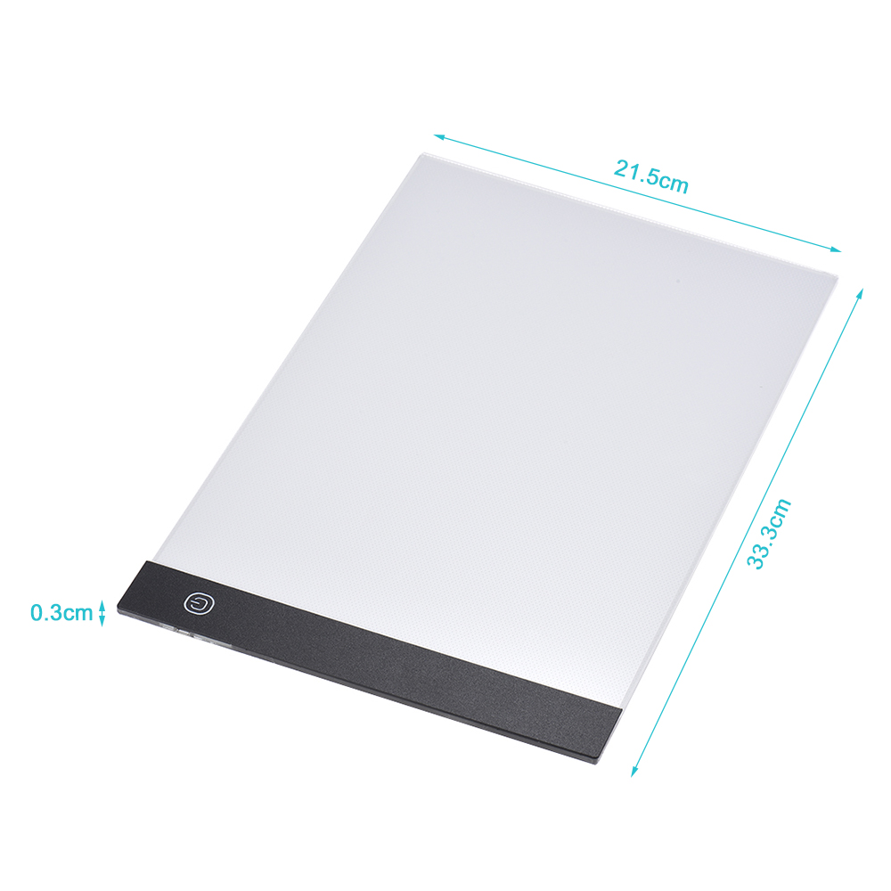 LED drawing tablet