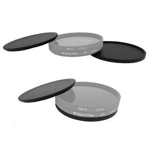 Image 5 - Neue Metall Schraube In Objektiv Filter Fall kappe 40,5 43 46 49 52 55 58 62 67 72 77 82mm Für kamera objektiv UV CPL ND Filter