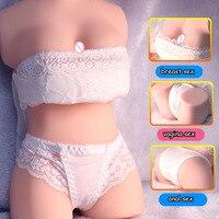 Intelligent Mini Sex Doll Male Masturbator Artificial Vagina Real Pussy Big Ass Pocket Pussy Sex Toy For Men Masturbation Cup
