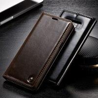 Für Samsung Galaxy Note 8 Fall Brieftasche Luxus Abdeckung Magnetischer Standplatz Telefon Schutz Shell für Samsung Note8 Brieftasche Kartenhalter